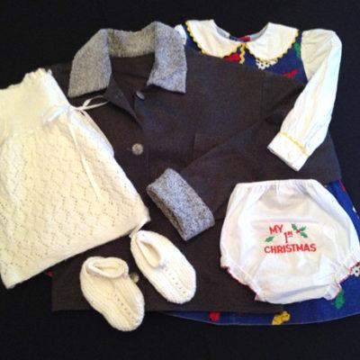 Storing Heirloom Clothing