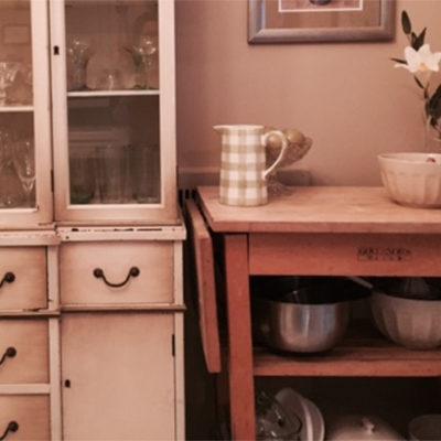 Kitchen Space and Organization